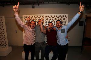 ART Grand Prix team