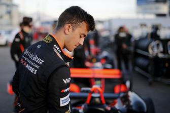 Keyvan Andres, Van Amersfoort Racing Dallara F317 - Mercedes-Benz