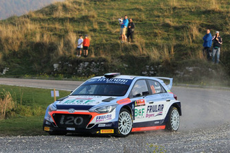 Luca Rossetti, Eleonora Mori, Hyundai i20 R5