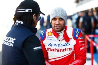 Jay Penske, Dragon Racing, with Jérôme d'Ambrosio, Mahindra Racing