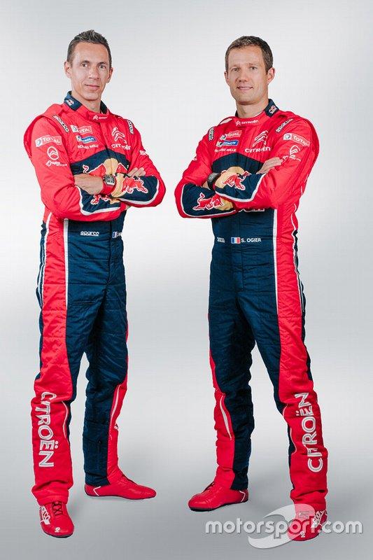 Sebastien Ogier, Julien Ingrassia, Citroën Racing