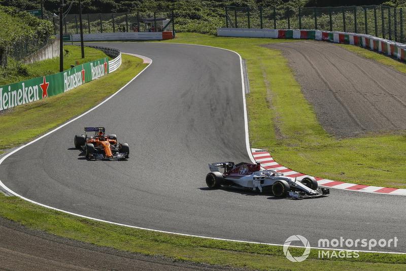 P12: Marcus Ericsson, Sauber C37