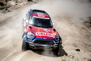 #303 X-Raid Team Mini: Jakub Przygonski, Tom Colsoul