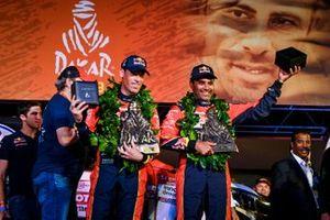 Podyum: Toyota Gazoo Racing Toyota Hilux: Nasser Al-Attiyah, Matthieu Baumel