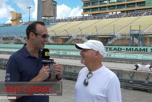 Guy Cosmo, FerrariChat Miami Turu