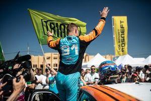 Григорий Бурлуцкий, Carville Racing