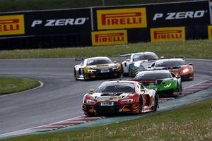 #69 Car Collection Motorsport Audi R8 LMS: Florian Spengler, Markus Winkelhock