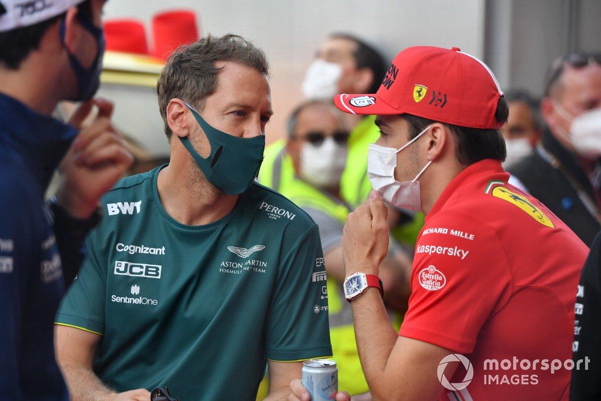 Monaco: Sebastian Vettel (Aston Martin)
