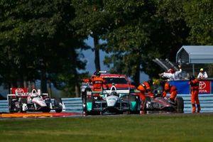 Will Power, Team Penske Chevrolet, Simon Pagenaud, Team Penske