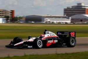 Will Power, Team Penske Honda