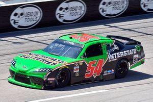 Ty Giibs, Joe Gibbs Racing, Toyota Supra Interstate Batteries