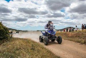 #112 Gra Grisouille Raids Adventure Yamaha 700 Raptor: Nicolas Martinez