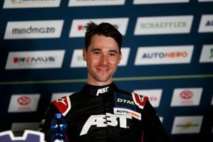 Press Conference, Kelvin van der Linde, Abt Sportsline