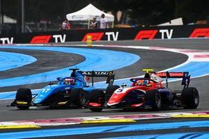 Victor Martins, MP Motorsport, Clement Novalak, Trident
