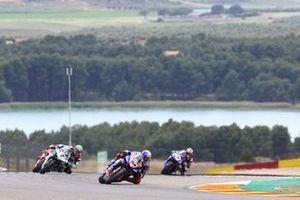 Toprak Razgatlioglu, PATA Yamaha WorldSBK Team, Alex Lowes, Kawasaki Racing Team WorldSBK