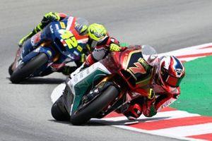 Lorenzo Baldassarri, MV Agusta Forward Racing