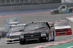 Camden Murphy, Spencer Davis, Toyota Tundra Inox Supreme Lubricants, Derek Kraus, McAnally Hilgemann Racing, Toyota Tundra NAPA AutoCare