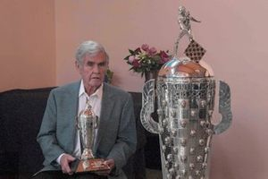 Al Unser, Baby BorgWarner trophy