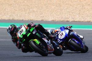 Alex Lowes, Kawasaki Racing Team WorldSBK, Garrett Gerloff, GRT Yamaha WorldSBK Team