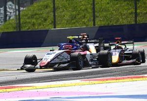 Enzo Fittipaldi, Charouz Racing System, Ayumu Iwasa, Hitech Grand Prix