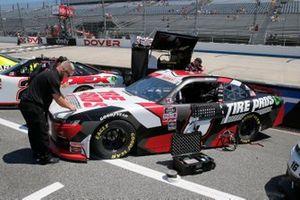 Josh Berry, JR Motorsports, Chevrolet Camaro Tire Pros