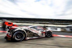 #22 WTM Powered by Phoenix Ferrari 488 GT3: Georg Weiss, Indy Dontje, Jochen Krumbach, Daniel Keilwitz