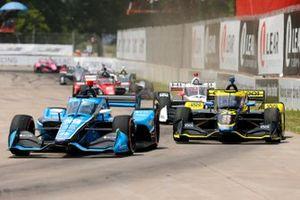 Max Chilton, Carlin Chevrolet, Colton Herta, Andretti Autosport Honda