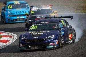 Jordi Gené, Zengö Motorsport Drivers' Academy CUPRA Leon Competición