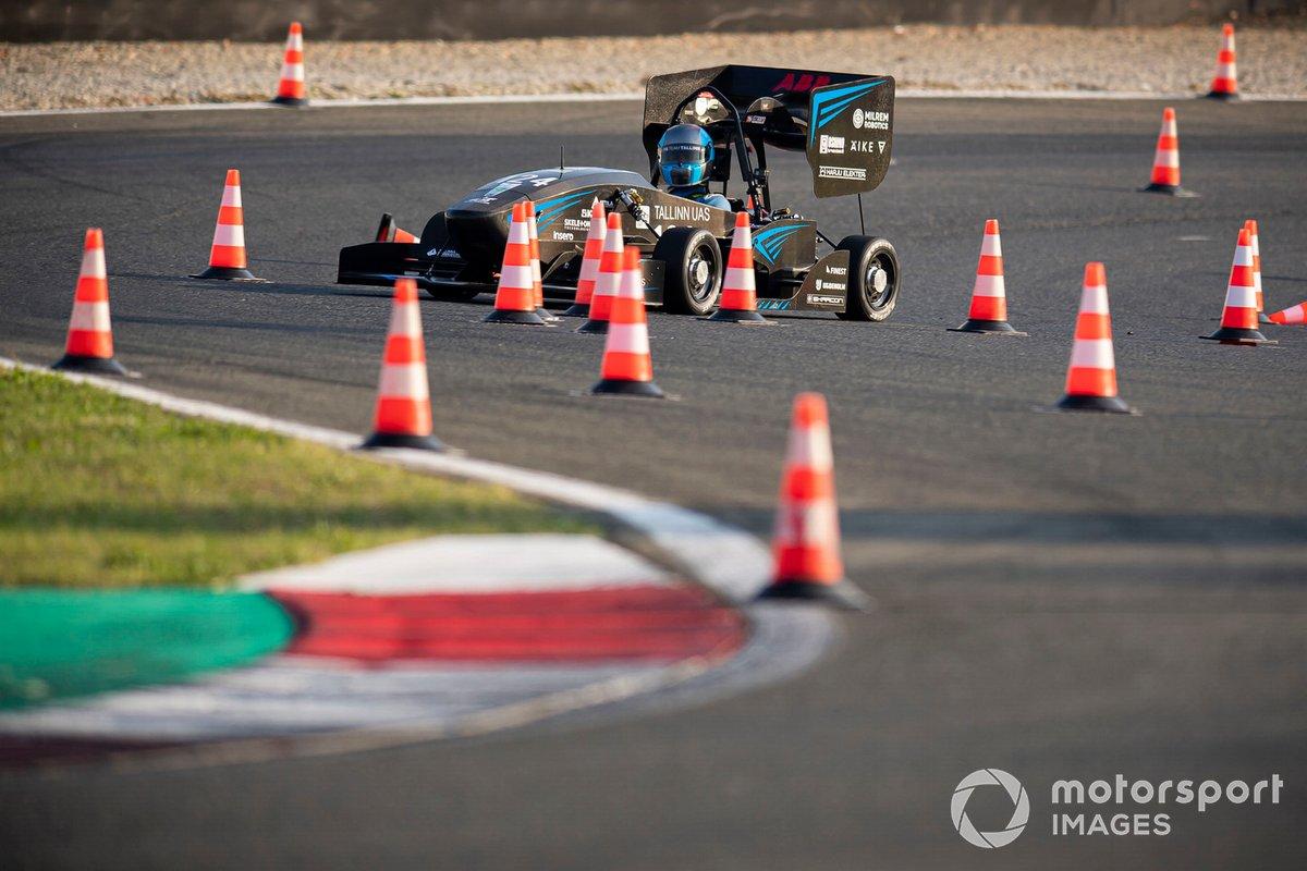 Formula SAE 2021, autocross