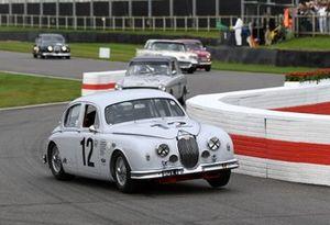 St Mary's Trophy Part 2 Grant Williams Jaguar Mk1