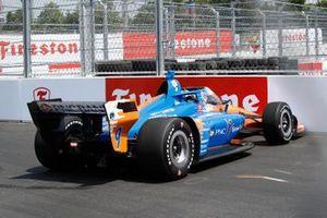 Dreher: Scott Dixon, Chip Ganassi Racing Honda