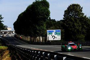#74 Racing Team India Eurasia Ligier JSP217 - Gibson LMP2 de James Winslow, John Corbett, Tom Cloet