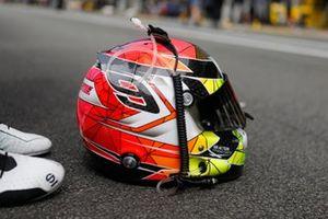 Helmet of Arnold Robin, SO24-Dirob By Graff