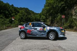 Nicola Cazzaro, Giovanni Brunaporto, Peugeot 208 RC4