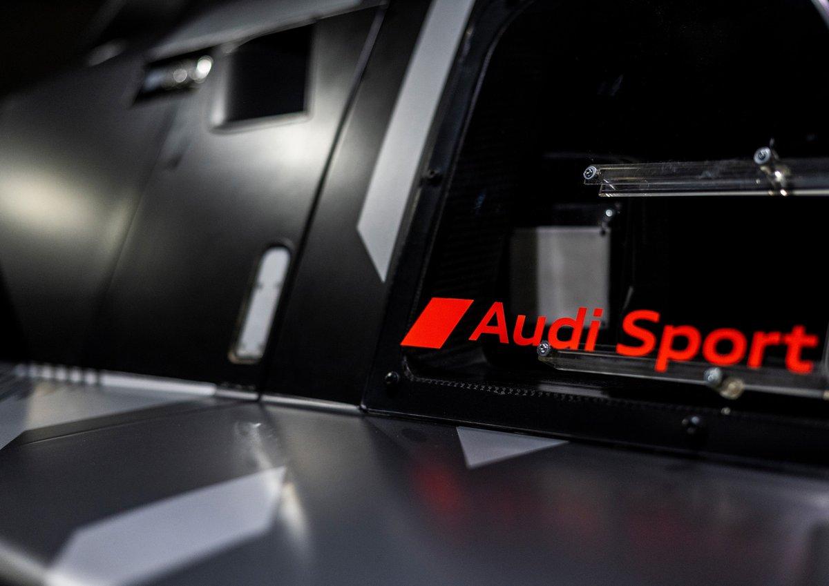 Audi RS Q e-tron dettaglio