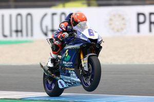 Maria Herrera, Biblion Iberica Yamaha Motoxracing