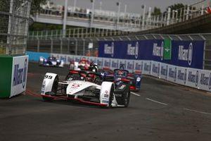 Pascal Wehrlein, Porsche, Porsche 99X Electric, Robin Frijns, Envision Virgin Racing, Audi e-tron FE07