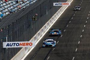 Philip Ellis, Mercedes AMG Team Winward Mercedes AMG GT3, Liam Lawson, AF Corse Ferrari 488 GT3 Evo
