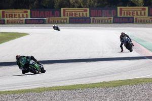 Isaac Vinales, Orelac Racing Verdnatura, Jonas Folger, Bonovo MGM Racing