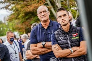 Jaime Puig, Cupra Racing Director, Mikel Azcona, Zengő Motorsport X CUPRA, Cupra e-Racer