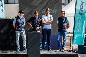 John Filippi, Augusto Farfus, Tom Chilton, Jean-Karl Vernay, Hyundai Motorsport N