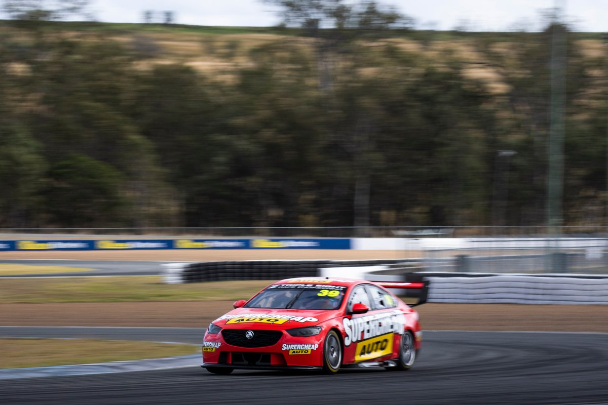 Russell Ingall and Broc Feeney, Triple Eight Race Engineering