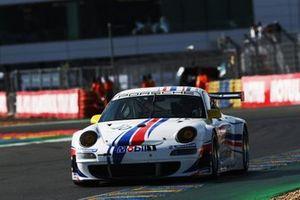 #40 Porsche 997 GT3 RSR: Michael Erlich
