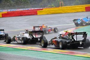 Amaury Cordeel, Campos Racing, Oliver Rasmussen, HWA Racelab