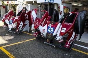 #49 High Class Racing Oreca 07 - Gibson LMP2 di Anders Fjordbach, Jan Magnussen, Kevin Magnussen