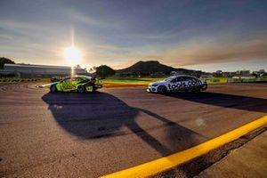 Fabian Coulthard, Team Sydney Holden, Todd Hazelwood, Brad Jones Racing Holden