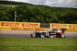 #5 HRT Mercedes-AMG GT3: Indy Dontje, Hubert Haupt, Patrick Assenheimer, Michele Beretta