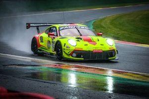 #166 Hägeli by T2 Racing - Pieder Decurtins, Manuel Lauck, Marc Basseng, Dennis Busch, Porsche 911 GT3 R