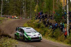 Esapekka Lappi, Janne Ferm, RTE-Motorsport Toyota Yaris WRC