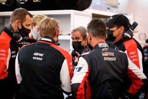 Pascal Vasselon, Director Técnico de Toyota Gazoo Racing